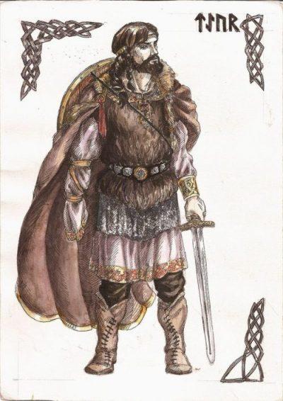 İskandinav Mitolojisi: Tyr, Tanrıların En Cesuru