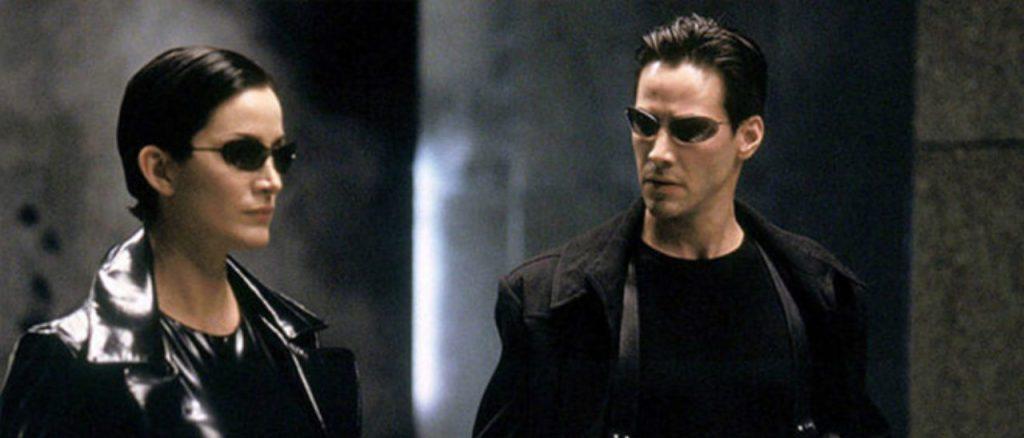 the matrix neo ve trinity