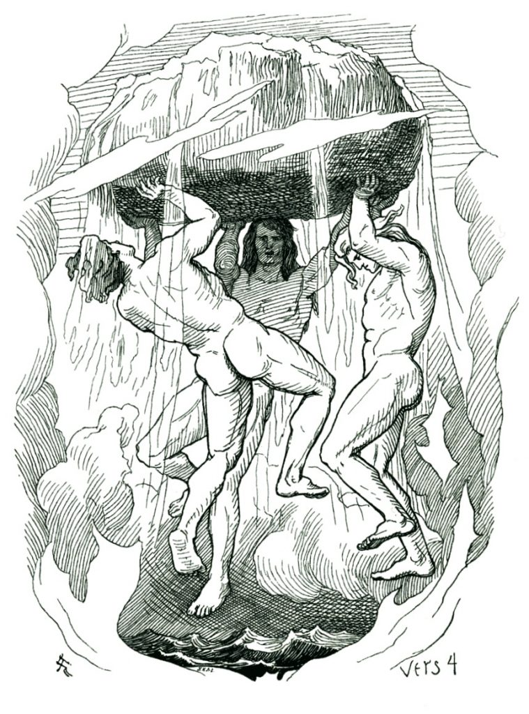 iskandinav mitolojisi ymir'in beyni