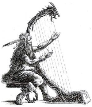 iskandinav mitolojisi bragi