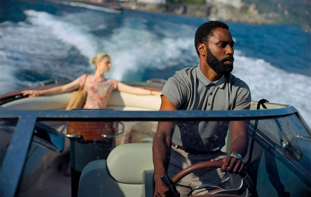 Tenet Elizabeth Debicki ve John David Washington