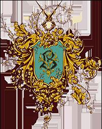 Beauxbatons Sihir Akademisi Okul Arması