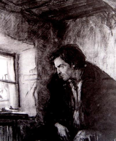 suç ve ceza raskolnikov'un odası