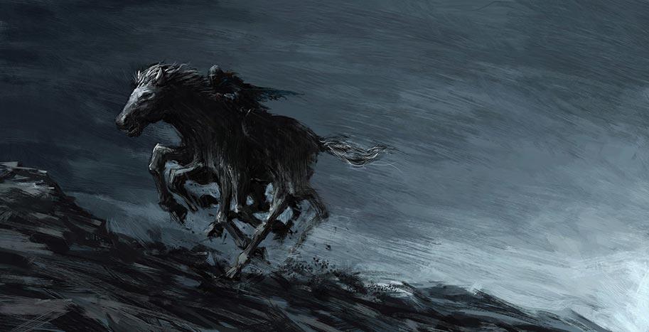 odin'in atı sleipnir