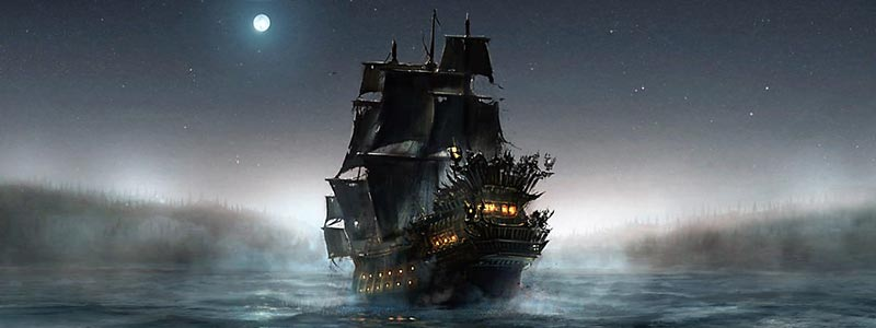 Durmstrang Enstitüsü gemisi